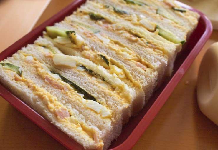 サンドイッチお弁当