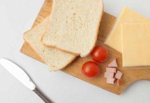 サンドイッチを綺麗に作るために