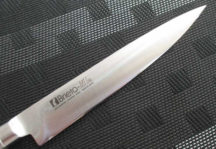 サンドイッチ専用ナイフの刃