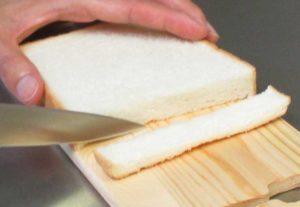 サンドイッチの耳