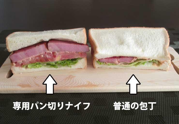 切れ味比較