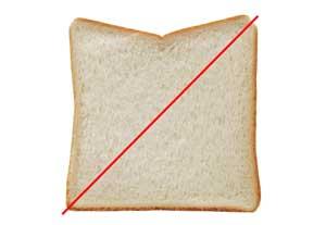 サンドイッチ 切り方